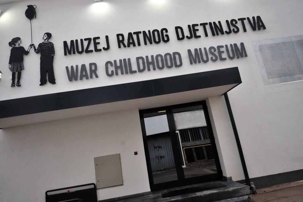 The War Childhood Museum Shares Stories Of Kids Growing Up Under Seige